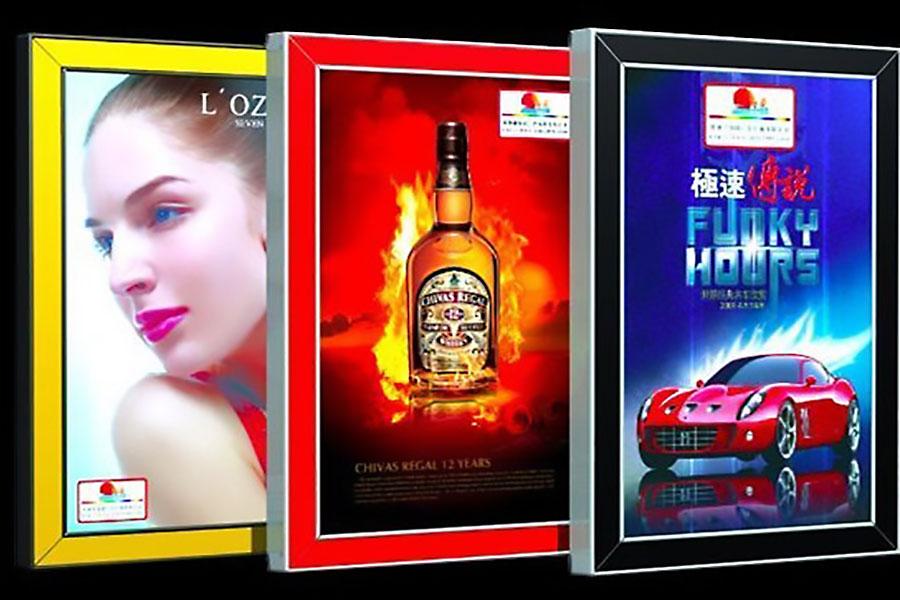 Biển quảng cáo đứng