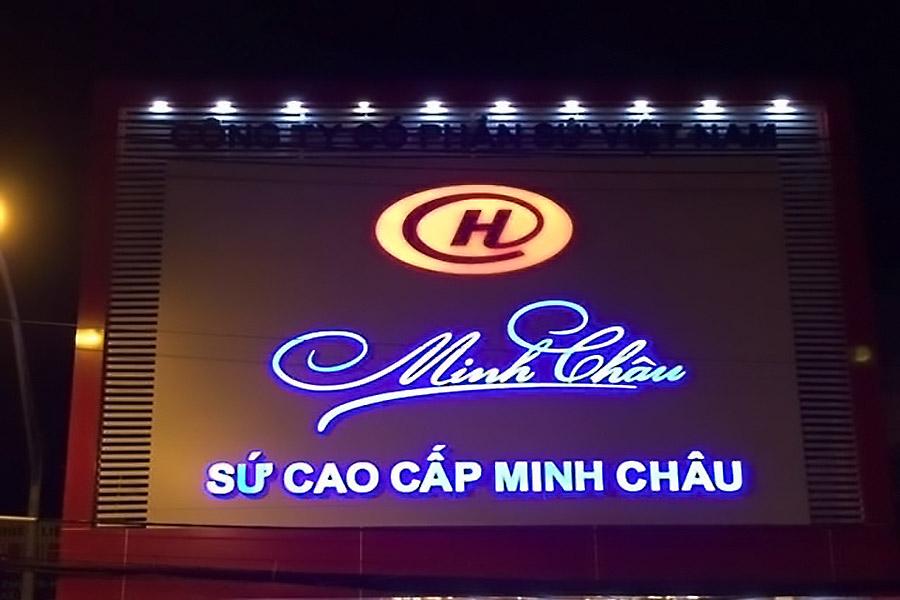 Những sản phẩn đèn led mới hoàn thành của công ty Tân Long Phát
