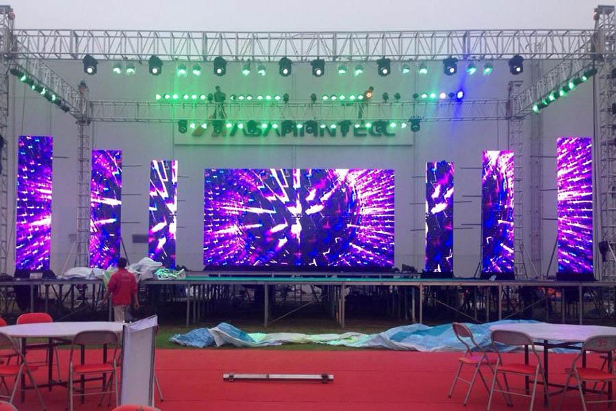 Những lợi ích của màn hình LED sân khấu ngoài trời